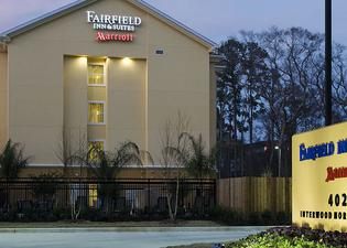 Fairfield Inn and Suites by Marriott Houston Intercontinental Airport