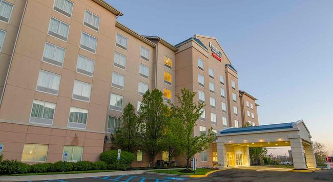 Fairfield Inn and Suites by Marriott Newark Liberty International Airport - Newark - Building