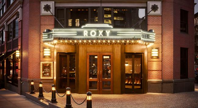 The Roxy Hotel - New York - Building