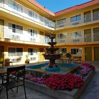 Imperial Inn Courtyard
