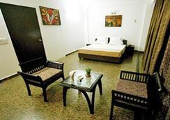 Hotel Vm residency - นิวเดลี - ห้องนอน
