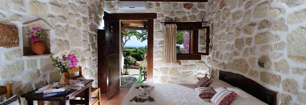 Yiannis Retreat - Sitia - Bedroom