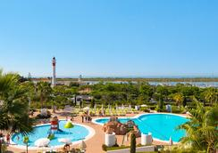 Hotel Fuerte El Rompido - Cartaya - สระว่ายน้ำ
