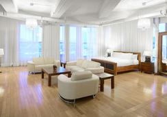 Loft Hotel - มอนทรีออล - ห้องนอน