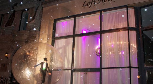 Loft Hotel - Montreal - Building