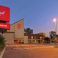 Red Roof Inn Santa Ana Exterior