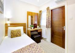 Queens Park Hotel - ลอนดอน - ห้องนอน