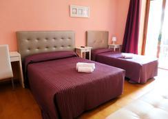 Hostal Balmes Centro - บาร์เซโลน่า - ห้องนอน