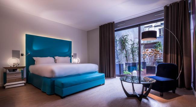 Rayz Private Suites Paris Vendome - Paris - Bedroom