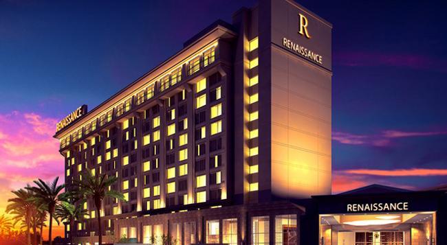 Renaissance Baton Rouge Hotel - Baton Rouge - Building