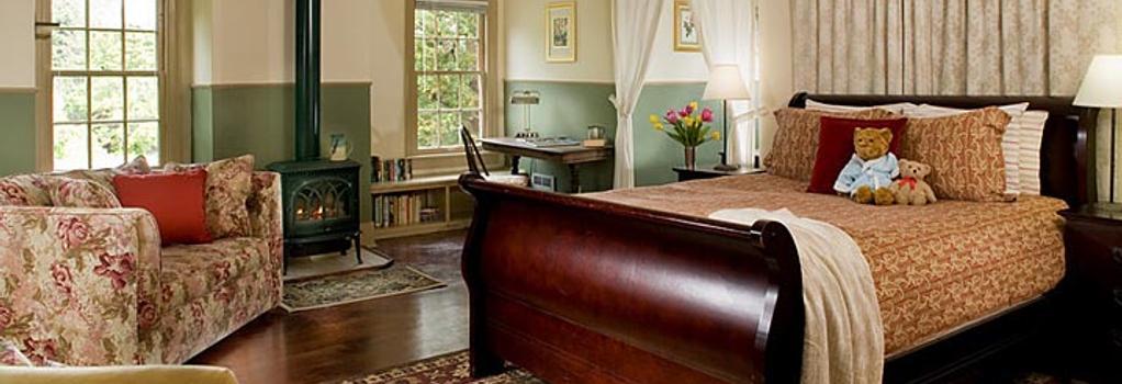 Chambered Nautilus B&B - Seattle - Bedroom