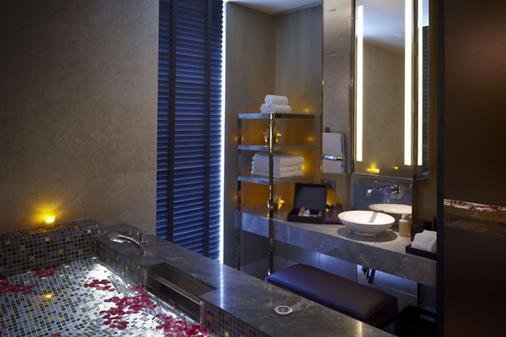 แมนดาริน โอเรียนเต็ล สิงคโปร์ - สิงคโปร์ - ห้องน้ำ