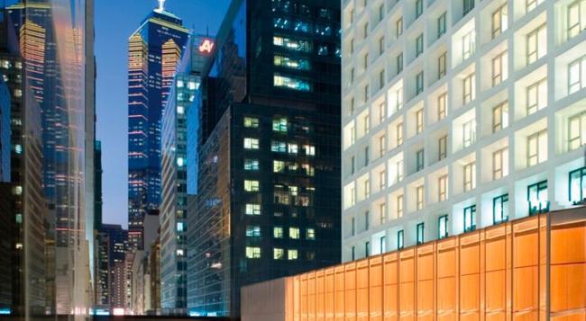 The Landmark Mandarin Oriental, Hong Kong - Hong Kong - Building