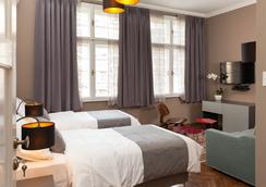 London Bed And Breakfast - สโกเปีย - ห้องนอน