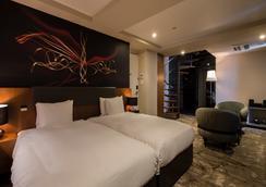Akasaka Granbell Hotel - โตเกียว - ห้องนอน