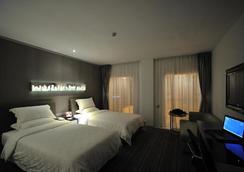 Kingtown Hotel - ฉงชิ่ง - ห้องนอน