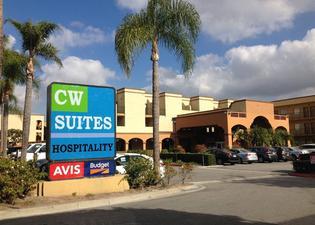 Cw Suites Hotel John Wayne Airport