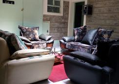 The Pebble Hotel Nairobi - ไนโรบี - เลานจ์