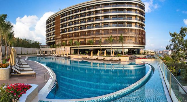 Michell Hotel - Adults Only - Alanya - Building