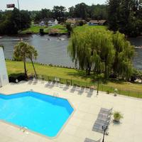 Clarion Hotel Outdoor Pool