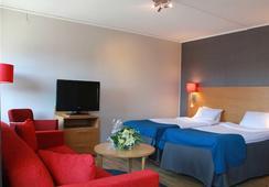 Spar Hotel Gårda - กอเทนเบิร์ก - ห้องนอน