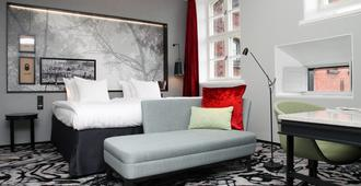 Hotel Katajanokka - เฮลซิงกิ - ห้องนอน