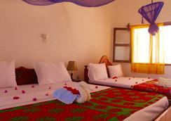 Surfescape Village Zanzibar - แซนซิบาร์ - ห้องนอน