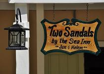 Two Sandals by the Sea Inn - B&B