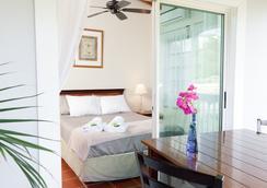 Two Sandals by the Sea Inn - B&B - เกาะ เซนต์โทมัส - ห้องนอน
