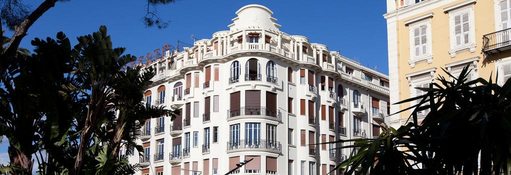 Albert 1'er Hotel Nice, France - Nice - Building
