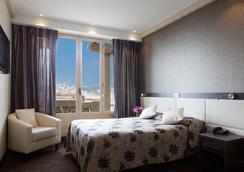 Albert 1'er Hotel Nice, France - นีซ - ห้องนอน