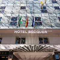 Becquer Hotel Hotel Front