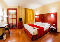 Hotel Arosa - มาดริด - ห้องนอน