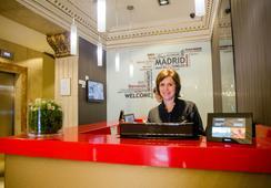 Hotel Arosa - มาดริด - ล็อบบี้