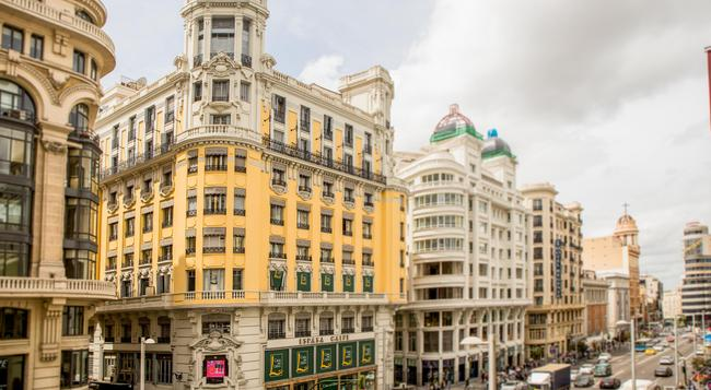 Hotel Arosa - Madrid - Building