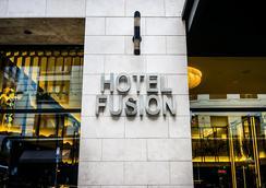 Hotel Fusion, A C-two Hotel - ซานฟรานซิสโก - อาคาร