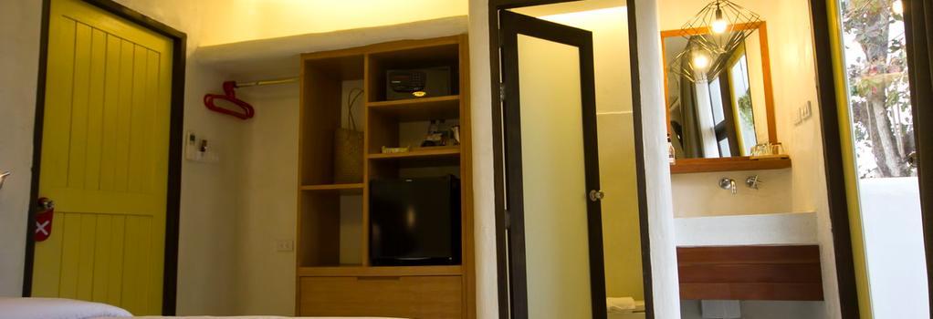 The Hammock Samui Beach Resort - Ko Samui - Bedroom