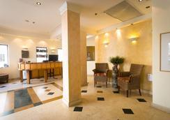 De La Mer Hotel - by Zvieli Hotels - เทลอาวี - ล็อบบี้