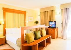 De La Mer Hotel - by Zvieli Hotels - เทลอาวี - ห้องนอน