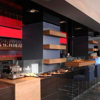 Intercityhotel Hamburg-altona Bar/Lounge