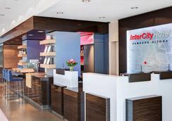 Intercityhotel Hamburg Altona - ฮัมบูร์ก - ล็อบบี้