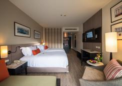 Deevana Plaza Phuket - ป่าตอง - ห้องนอน