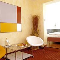 Radisson Blu Hotel, Erfurt Living Room