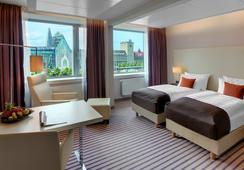 Radisson Blu Hotel, Leipzig - ไลพซิก - ห้องนอน
