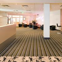 Mercure Hotel Hannover Oldenburger Allee Lobby Sitting Area