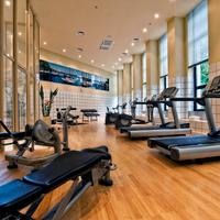 Sheraton Berlin Grand Hotel Esplanade Gym