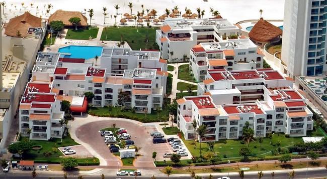 Beachscape Kin Ha Villas & Suites - Cancun - Building