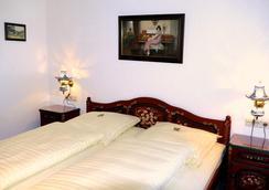 Hotel am Bauenhaus - ดีสเซลดอร์ฟ - ห้องนอน
