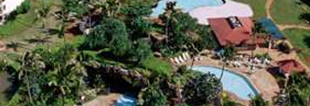 Gaia Gives Resorts @ Kauai Beach Resort, Lihue - Lihue - Building