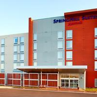 SpringHill Suites by Marriott Salt Lake City Airport Exterior